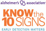 Alzheimer's Association: Know the 10 Signs