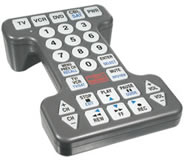 Big Button Remotes - Tek Partner